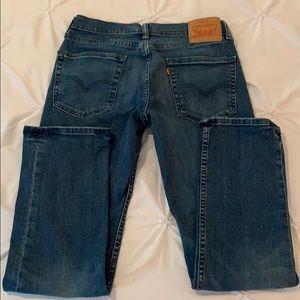 Men's Levi's 514 Jeans sz 30/30